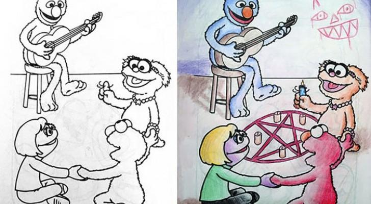 17 adulti che hanno trasformato gli album per bambini in qualcosa di molto più divertente