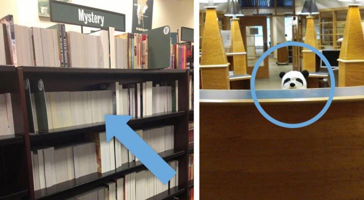 15 bibliotheekmedewerkers die iedereen zouden kunnen stimuleren om te gaan lezen