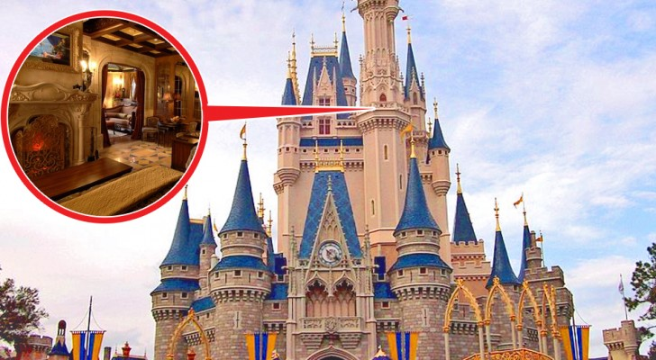 11 secret places hidden in famous buildings that we all know