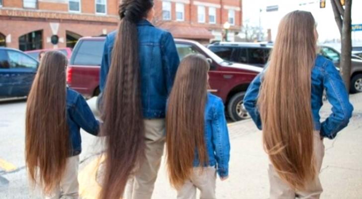 23 unglaubliche Bilder von Kindern, die ihren Eltern absolut ähnlich sehen