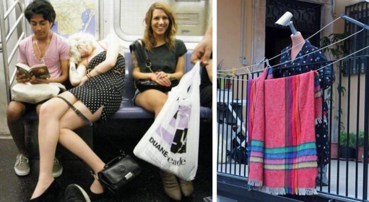 Queste 17 immagini provano che viviamo in un mondo pieno di assurdità