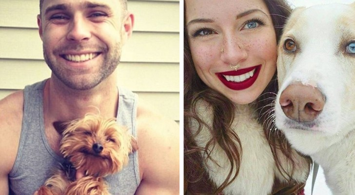 15 people absolutely identical to their four-legged friends!