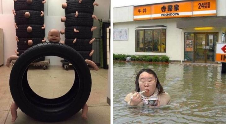 De 28 idiootste situaties die ooit op de foto zijn gezet