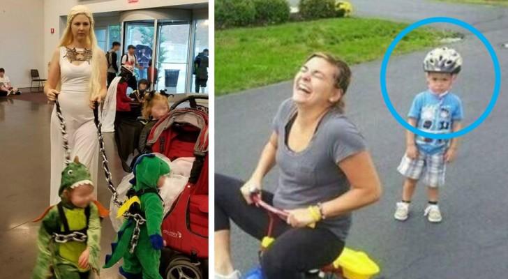 20 super-mamans avec un sens de l'humour vraiment hors du commun