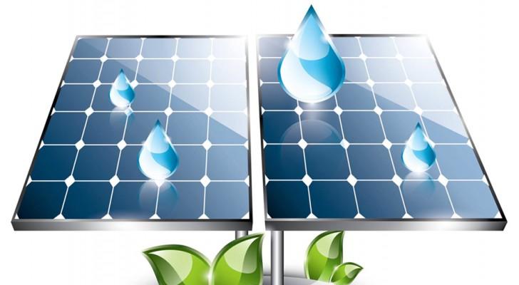 I ricercatori cinesi creano un pannello solare ibrido che produce energia anche dalla pioggia