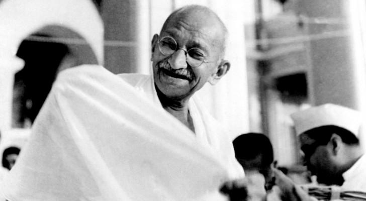 Citaten Gandhi : Le frasi di gandhi che ti incoraggiano a vivere ogni