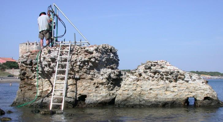 Come hanno fatto le strutture portuali romane a durare così a lungo? Lo ha scoperto uno studio