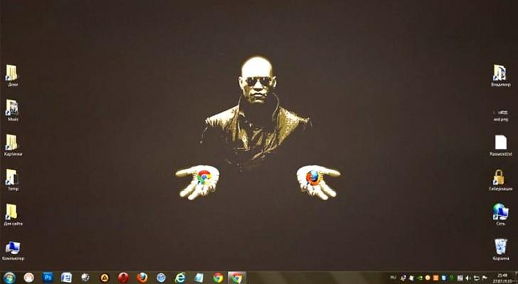 20 ideeën voor achtergronden voor de PC die zo origineel zijn dat je er meteen een aantal van zult kopiëren