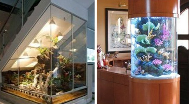 23 of the most absurd and spectacular aquariums that people have ever created!