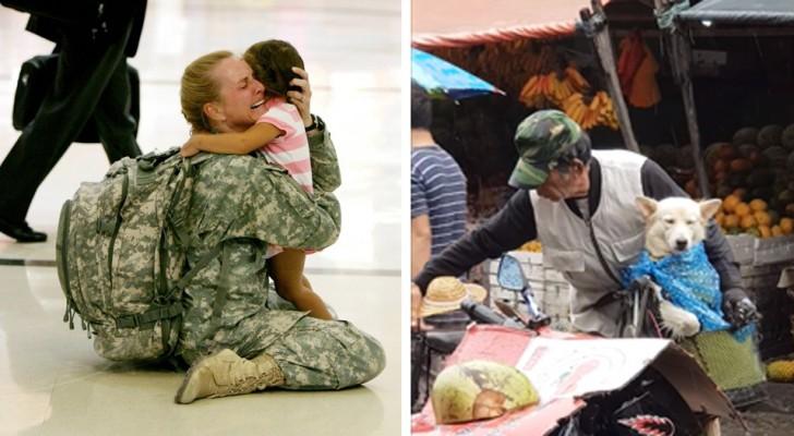 14 images qui vont émouvoir même les personnes les plus indifférentes