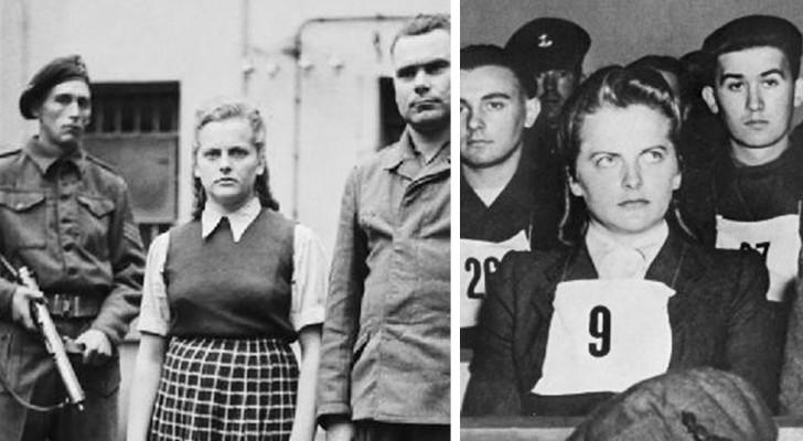 Irma Grese, ook wel de hyena van Auschwitz, was een van de wreedste kampbewaaksters van het nazitijdperk