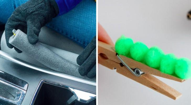 8 nützliche Ratschläge, um den Innenraum deines Autos so ordentlich und sauber wie möglich zu halten