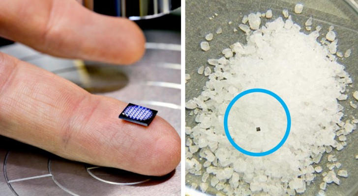 Es ist der kleinste Chip der Welt: IBM sagt, er wird in weniger als 5 Jahren unser Leben verändern