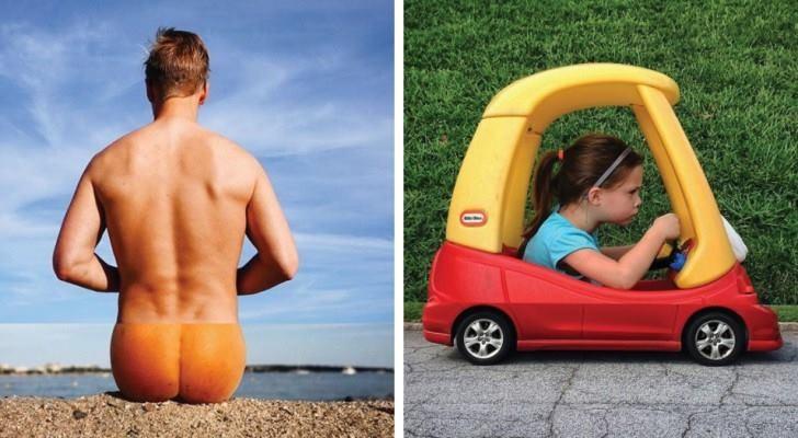 Ce photographe réunit des sujets complètement différents et obtient des résultats étonnants