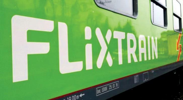 Hier ist Flixtrain, der Zug der das Reisen ermöglicht zu einem nie zuvor dagewesenen Preis