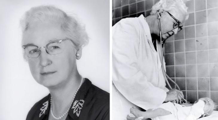 La storia di Virginia Apgar, la donna che inventò un metodo in grado di salvare migliaia di neonati