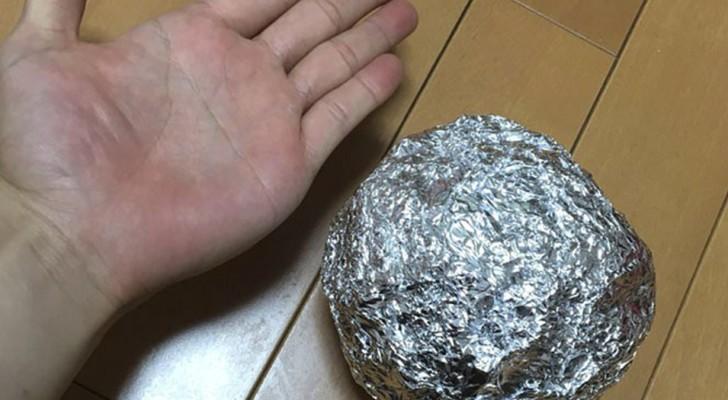 Japanners zijn van bolletjes aluminium perfecte ronde ballen gaan maken, met onvoorstelbare resultaten