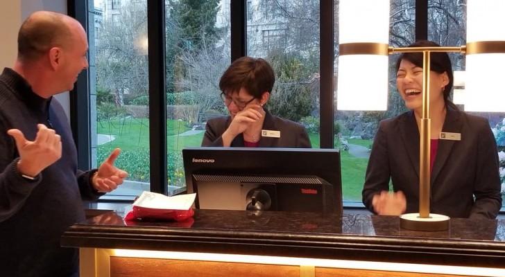 Bandito a vita da un hotel: la lettera di scuse che questo cliente scrive dopo 18 anni è SURREALE