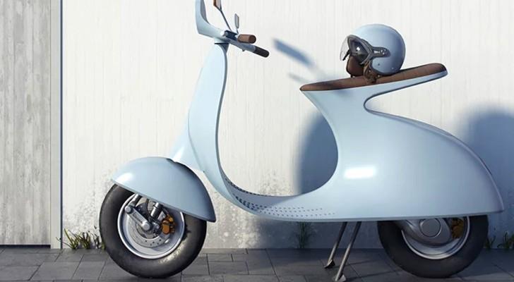 Ein italienischer Designer erfindet die Vespa neu und macht sie elektrisch. Aber es gibt noch eine weitere Veränderung, die nicht jedem gefällt