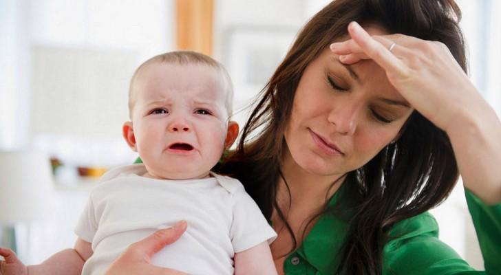Être maman, cela équivaut avoir plus de 2 emplois à plein temps : voici les résultats d'un sondage