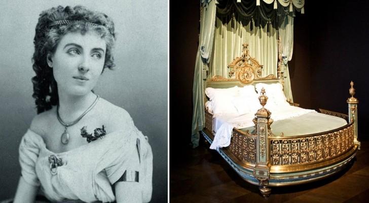 Sie war eine arme Kurtisane, aber sie starb reich und mit einem Adelstitel: Das ist die Geschichte von Valtesse de La Bigne