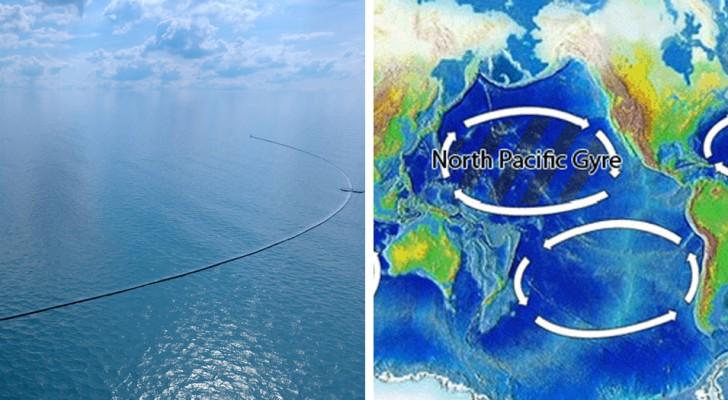 Le système qui commencera à nettoyer l'île de plastique du Pacifique est prêt à être activé