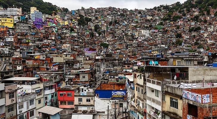 1% van de bevolking wordt steeds rijker en deze situatie kan de komende 10 jaar de uit de hand lopen.
