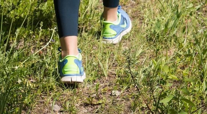La passeggiata quotidiana potrebbe aumentare la possibilità di rimanere incinta