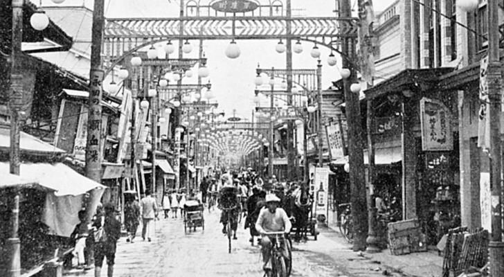 Hiroshima voor en na: uit deze fotovergelijking blijkt waartoe een atoombom in staat is