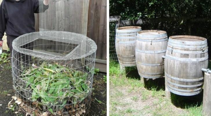 11 compostiere economiche e originali che puoi realizzare il prossimo weekend