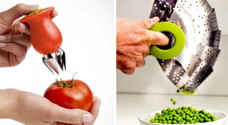 22 gadgets voor de keuken die zo handig zijn dat iedereen er blij mee zou zijn