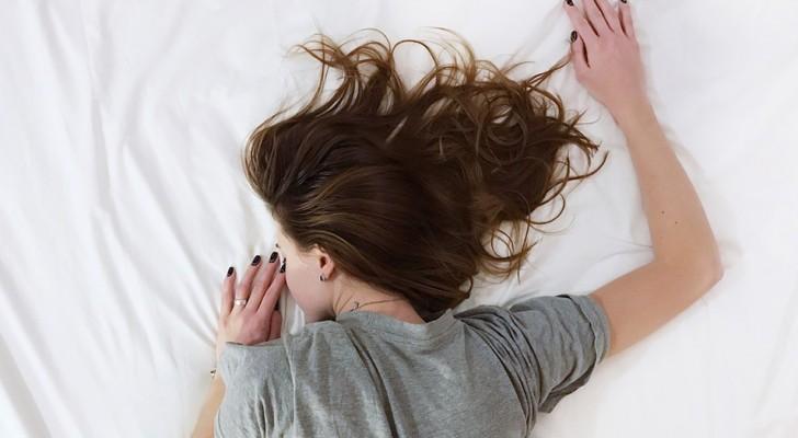 Am Wochenende so viel zu schlafen wie möglich, kann die Jahre deines Lebens zurück geben