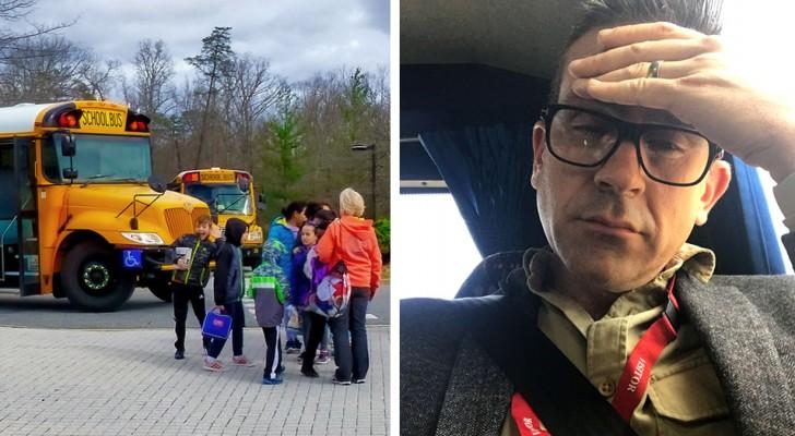 Het hilarische reisverhaal van een vader die aanbood 60 kinderen op reis te vergezellen