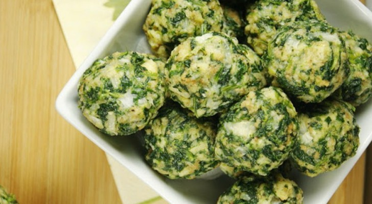 Spinach veggie balls! Here is a quick and easy recipe to prepare that even children will love
