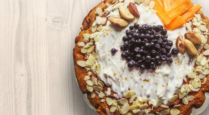Ecco la ricetta per la fenomenale cheesecake alle carote, la torta che unisce gusto e genuinità