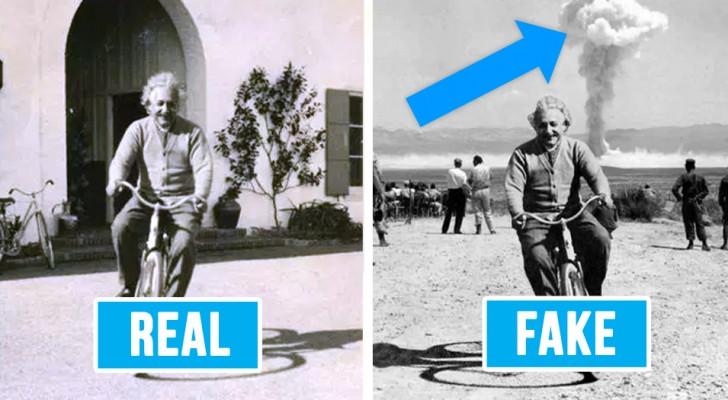 13 foto's die beroemd werden omdat ze zo spectaculair waren... maar die later fake bleken te zijn
