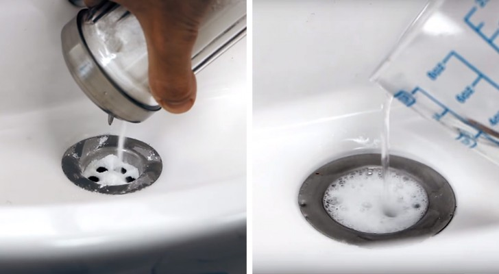 Wie man den Abfluss in weniger als einer Minute befreit: eine einfache und natürliche Methode