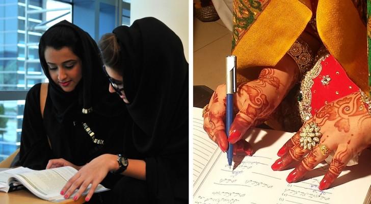 7 curiosités sur la condition de la femme dans le monde arabe que beaucoup d'entre nous ignorent