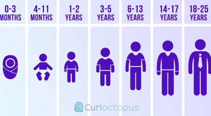 Ad ogni età il suo riposo: ecco di quante ore di sonno si ha bisogno per stare bene