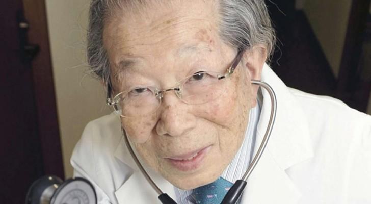 Ein japanischer Arzt, der 105 Jahre alt wurde gibt 12 Gesundheitstipps: Und es sind nicht die, die du erwartest