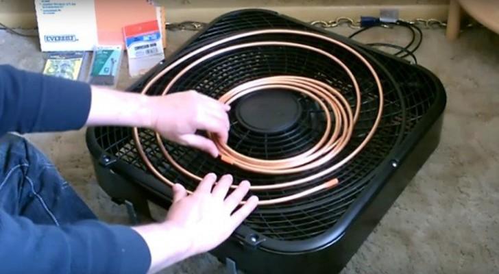 10 Tipps, um das Haus ohne die Klimaanlage zu kühlen