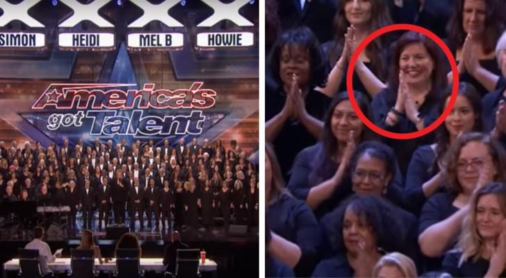 Imitano una tempesta usando SOLO le mani: quello che è successo sul palco ha lasciato in estasi tutto lo studio