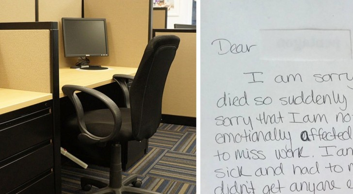 Deze vrouw heeft ontslag genomen door haar baas een gedenkwaardige kennisgeving te sturen