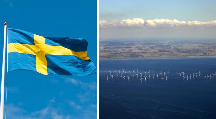 Schweden hat die Ziele für erneuerbare Energien vom Jahr 2030 bereits 12 Jahre im Voraus erreicht