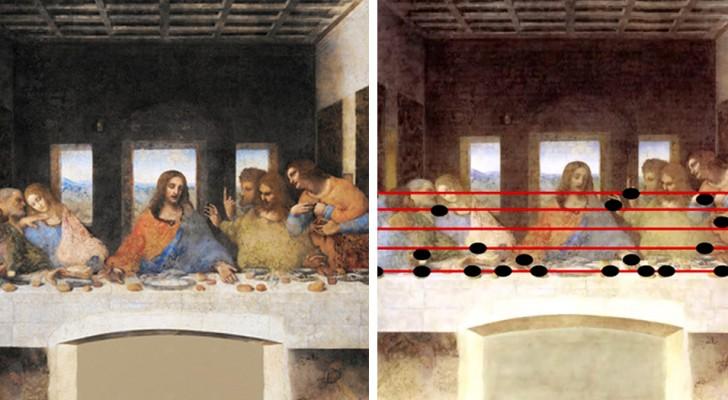 7 sehr berühmte Gemälde, die ein Geheimnis verbergen, das immer noch verwirrte Gelehrte hinterlässt