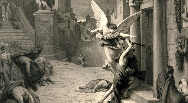 Le caractère le plus terrifiant de la Bible n'est pas Satan, mais la main droite de Dieu