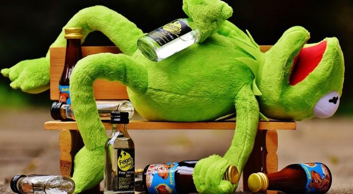 Wenn Sie herausfinden, wie Ihr Gehirn auf Alkohol reagiert, werden Sie kein Glas mehr trinken wollen