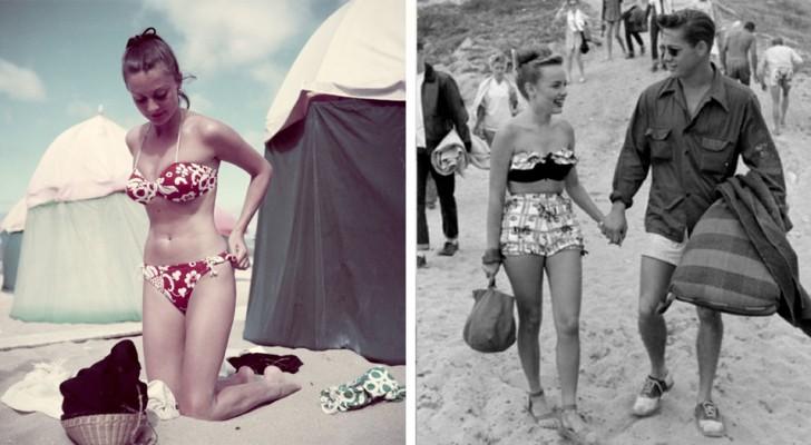 Ces 15 clichés nous montrent que nos photos en mer ne seront jamais aussi belles que celles de nos grands-parents.