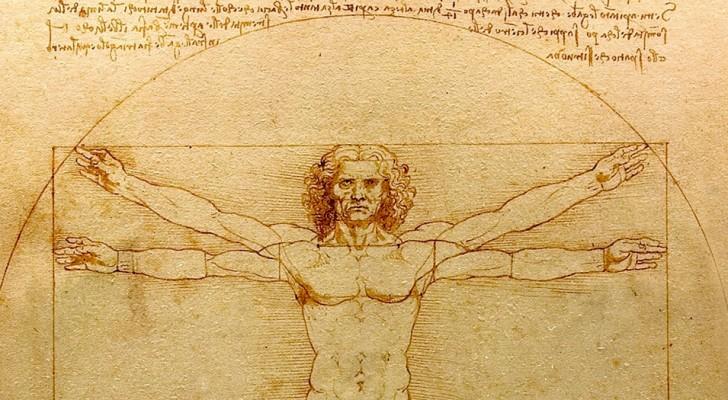 Vous savez tous comment est fait l'Homme Vitruvien de Léonard de Vinci, mais êtes-vous sûrs d'en connaître le sens ?