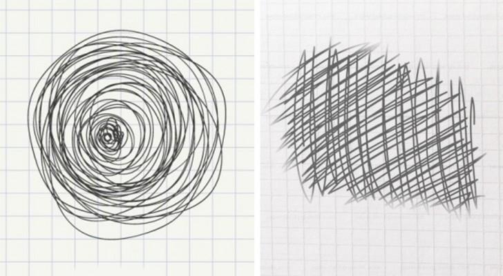 Experts laten zien wat de droedels betekenen die we maken als we aan het bellen zijn
